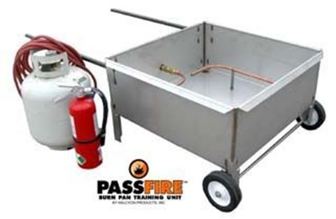 Picture of PassFire Burn Pan (Model Number: BP-01)