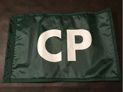 Picture of Command Flag (Model Number:  MCP-CF-01)